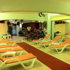 Golmar Beach Турция, Мармарис - отзывы, цены и фото номеров - забронировать отель Golmar Beach онлайн фитнесс-зал