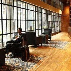 Tianjin Qingwangfu Boutique Hotel интерьер отеля фото 3
