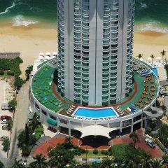 Отель Calinda Beach Acapulco бассейн фото 2