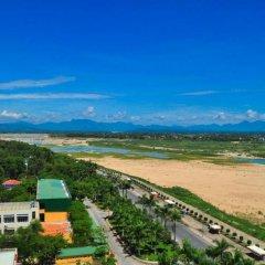 Thien An Riverside Hotel пляж