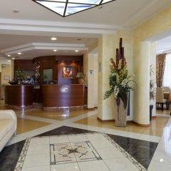 Hotel Palm Beach Римини интерьер отеля