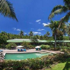 Отель Maravu Taveuni Lodge спортивное сооружение