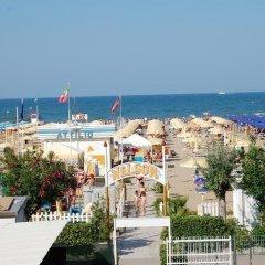Hotel Nelson Римини пляж