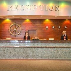Отель Bulgaria Bourgas Болгария, Бургас - 1 отзыв об отеле, цены и фото номеров - забронировать отель Bulgaria Bourgas онлайн интерьер отеля