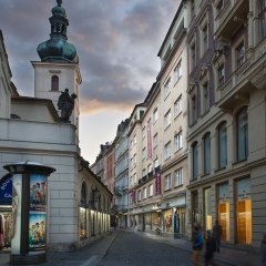 Отель Leon D´Oro Чехия, Прага - - забронировать отель Leon D´Oro, цены и фото номеров