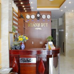 Khanh Duy Hotel питание фото 2