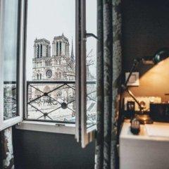 Отель Hôtel Le Notre Dame Saint Michel Франция, Париж - отзывы, цены и фото номеров - забронировать отель Hôtel Le Notre Dame Saint Michel онлайн ванная