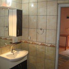Отель Ugur Pansiyon Çirali ванная фото 2