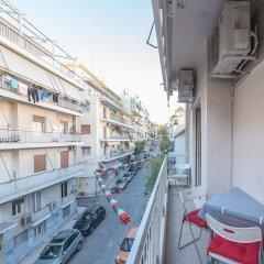 Апартаменты Stylish Koukaki Apartment балкон