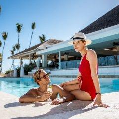 Отель The Level at Melia Punta Cana Beach Adults Only фитнесс-зал