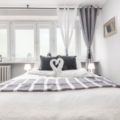 Отель Little Home - Black Swan Польша, Варшава - отзывы, цены и фото номеров - забронировать отель Little Home - Black Swan онлайн комната для гостей фото 5