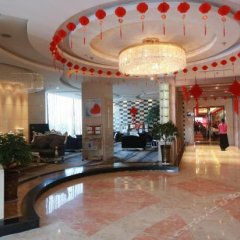 Ginkgo International Hotel интерьер отеля фото 3