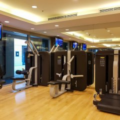 Отель Maison Privee - Burj Residence Дубай фитнесс-зал фото 3