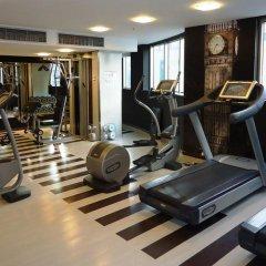 Отель Melia Valencia Валенсия фитнесс-зал фото 4