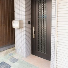 Отель Condominium Tsudoi Fukuoka Хаката сауна