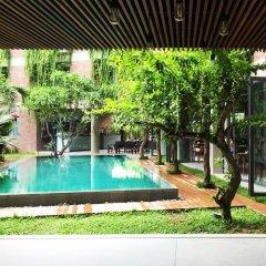 Atlas Hoi An Hotel Хойан бассейн фото 3