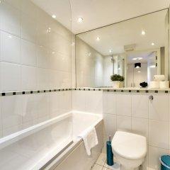 Отель City Riverview Apt Balcony & Parking Великобритания, Глазго - отзывы, цены и фото номеров - забронировать отель City Riverview Apt Balcony & Parking онлайн ванная фото 2