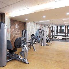 Crown Harbor Hotel Busan фитнесс-зал фото 2