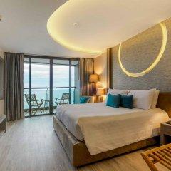 Отель Cape Dara Resort Таиланд, Паттайя - 3 отзыва об отеле, цены и фото номеров - забронировать отель Cape Dara Resort онлайн комната для гостей