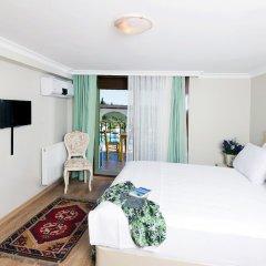 Belizi Hotel Турция, Урла - отзывы, цены и фото номеров - забронировать отель Belizi Hotel онлайн комната для гостей фото 5