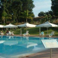 Hotel Della Valle Агридженто бассейн