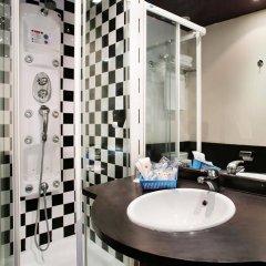 Отель Avenida Gran Via Испания, Мадрид - отзывы, цены и фото номеров - забронировать отель Avenida Gran Via онлайн ванная фото 2