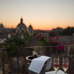 Отель Relais Arco Della Pace