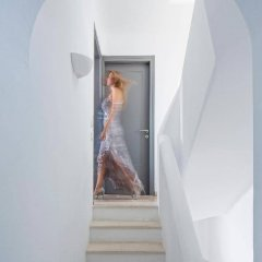 Отель Santorini Princess Presidential Suites Греция, Остров Санторини - отзывы, цены и фото номеров - забронировать отель Santorini Princess Presidential Suites онлайн интерьер отеля фото 2