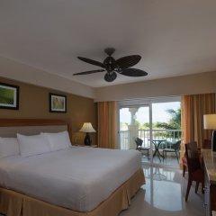 Отель Occidental Caribe - All Inclusive 3* Стандартный номер с различными типами кроватей фото 2