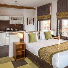 Отель ROOMZZZ Манчестер комната для гостей