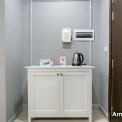 Апартаменты Henry Studio Luxury 2BR SWPool 17th удобства в номере