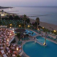 Отель Sunrise Beach Hotel Кипр, Протарас - 5 отзывов об отеле, цены и фото номеров - забронировать отель Sunrise Beach Hotel онлайн с домашними животными