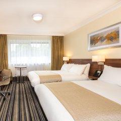 Отель Holiday Inn WARRINGTON комната для гостей фото 4