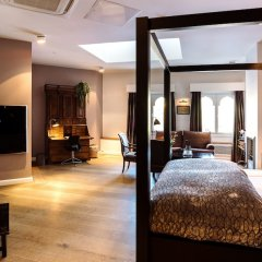 Отель Nimb Hotel Дания, Копенгаген - отзывы, цены и фото номеров - забронировать отель Nimb Hotel онлайн комната для гостей фото 14