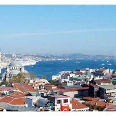 Inter Hotel Турция, Стамбул - 1 отзыв об отеле, цены и фото номеров - забронировать отель Inter Hotel онлайн балкон
