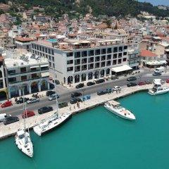Отель Strada Marina Греция, Закинф - 2 отзыва об отеле, цены и фото номеров - забронировать отель Strada Marina онлайн приотельная территория фото 2