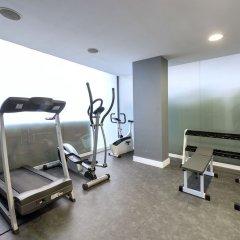 Отель Marina Atarazanas Валенсия фитнесс-зал фото 4