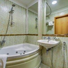 Мини-Отель Поликофф Стандартный номер с двуспальной кроватью фото 14
