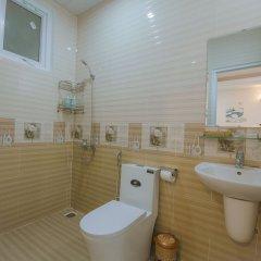 My Hy Hotel Далат ванная
