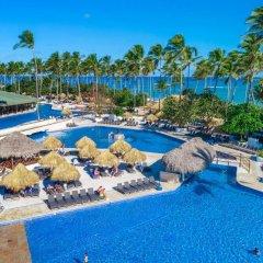 Отель Grand Sirenis Punta Cana Resort Casino & Aquagames бассейн фото 2