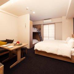 Отель Mimaru Tokyo Hatchobori комната для гостей