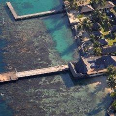 Отель Kaveka Французская Полинезия, Папеэте - отзывы, цены и фото номеров - забронировать отель Kaveka онлайн пляж