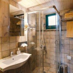 Отель Aegean Blue Villa ванная фото 2