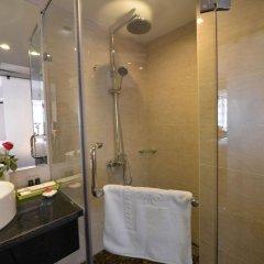 Отель Golden Sun Suites Hotel Вьетнам, Ханой - отзывы, цены и фото номеров - забронировать отель Golden Sun Suites Hotel онлайн ванная фото 2