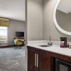 Отель Hampton Inn Brooklyn Park, MN США, Бруклин-Парк - отзывы, цены и фото номеров - забронировать отель Hampton Inn Brooklyn Park, MN онлайн комната для гостей