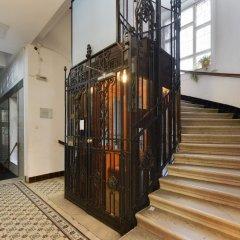 Отель Pension Baronesse Австрия, Вена - 7 отзывов об отеле, цены и фото номеров - забронировать отель Pension Baronesse онлайн интерьер отеля