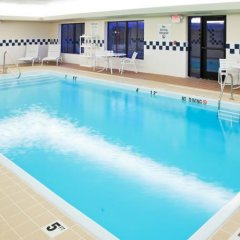 Отель Holiday Inn Express and Suites Lafayette East бассейн фото 3