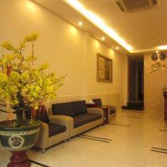 Отель Hoang Hotel Вьетнам, Хошимин - отзывы, цены и фото номеров - забронировать отель Hoang Hotel онлайн интерьер отеля фото 3