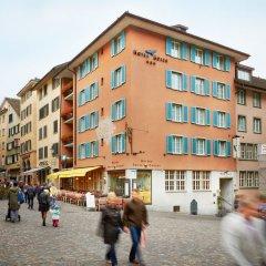 Отель Adler Швейцария, Цюрих - 1 отзыв об отеле, цены и фото номеров - забронировать отель Adler онлайн с домашними животными
