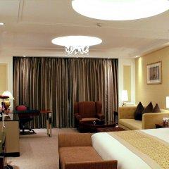 Central Hotel Shanghai комната для гостей